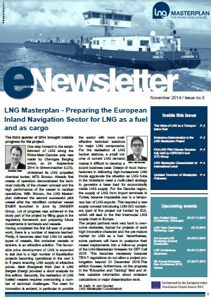 LNG Newsletter Nov